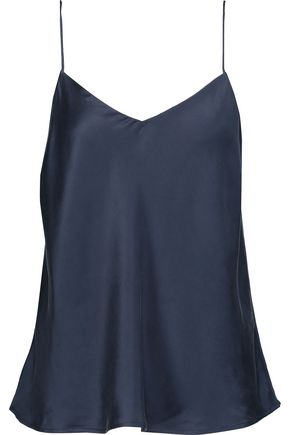 YUMMIE by HEATHER THOMSON® Silk-satin camisole