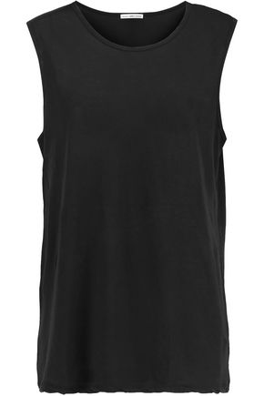 JAMES PERSE Cotton-jersey tank