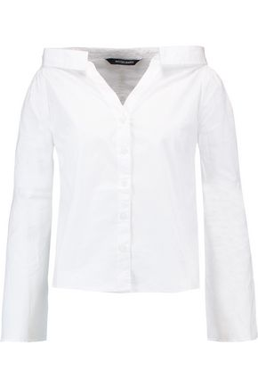 W118 by WALTER BAKER Jackson stretch-cotton shirt