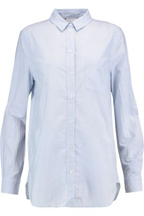 GANNI Cotton shirt