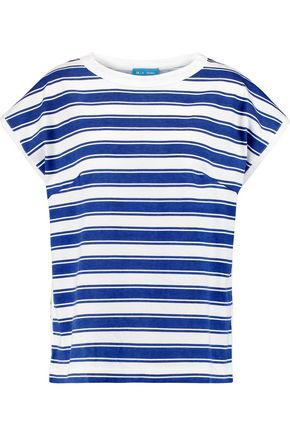 M.I.H JEANS Striped cotton T-shirt