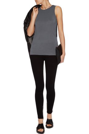 J BRAND Stretch-jersey top