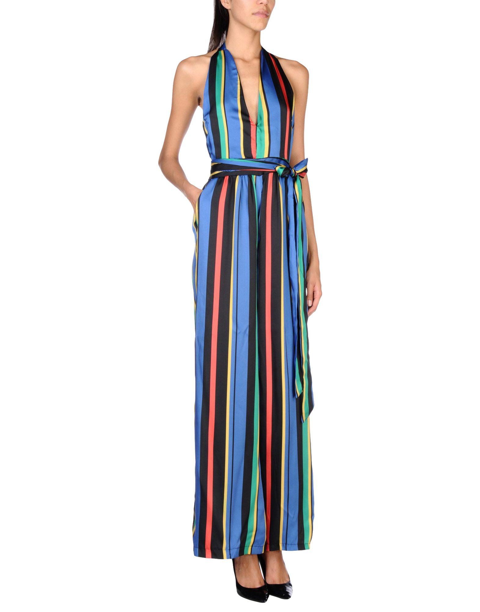 TWENTY EASY by KAOS Комбинезоны без бретелей платье miss selfridge miss selfridge mi035ewxsa50