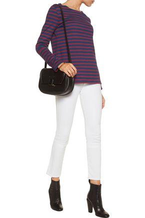 PETIT BATEAU Mariniere striped cotton-jersey top
