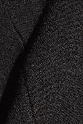 CALVIN KLEIN COLLECTION Cropped cashmere-blend top