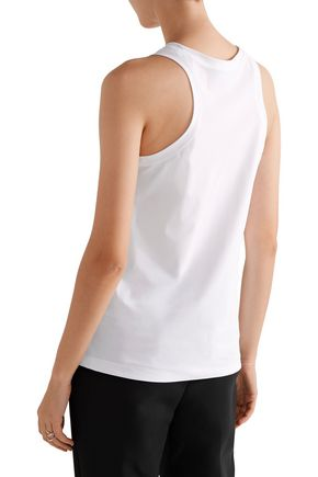 CALVIN KLEIN COLLECTION Stretch-jersey tank