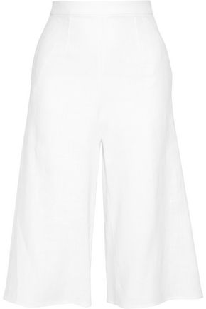 MIGUELINA Dana linen culottes