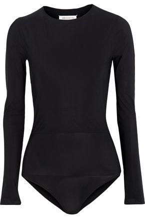MAISON MARGIELA Layered stretch-jersey bodysuit