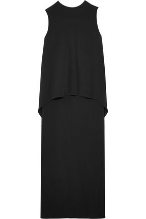 MARNI Stretch-crepe tunic