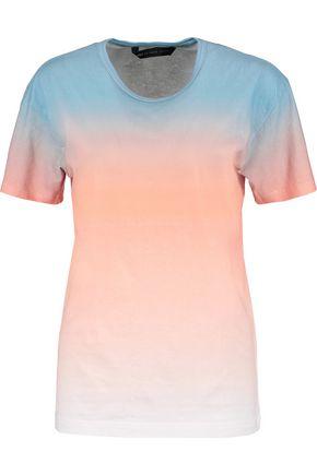 MARC BY MARC JACOBS Ombré cotton-jersey T-shirt