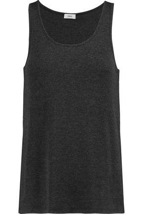 VINCE. Slub stretch-modal jersey tank