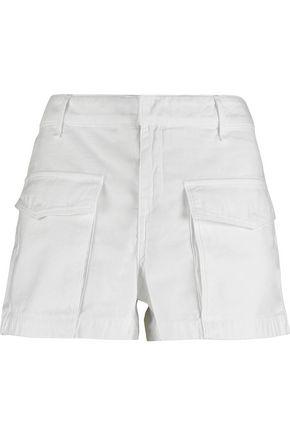 RAG & BONE Slub cotton shorts
