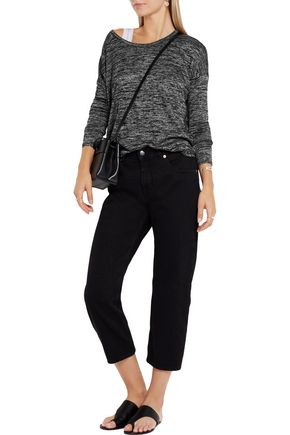 RAG & BONE/JEAN Hudson stretch-jersey top