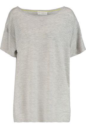 AMANDA WAKELEY Cashmere T-shirt