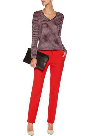 b881a653756 M MISSONI Ribbed-knit sweater