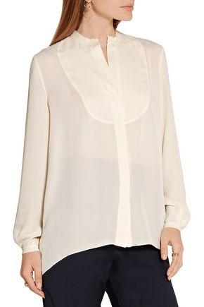 ELIZABETH AND JAMES Landon chiffon blouse