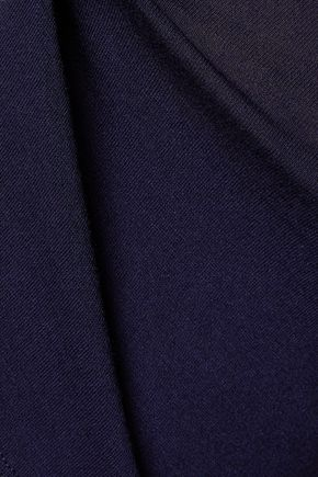 ALICE + OLIVIA Jazmine cropped stretch-jersey top