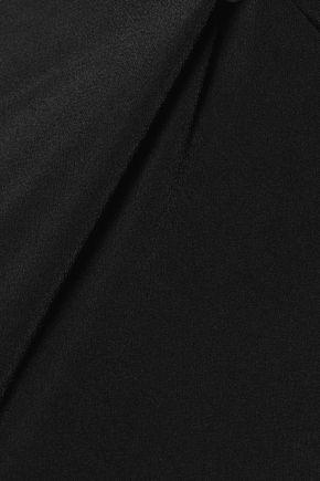 ALICE + OLIVIA Stretch-crepe bodysuit