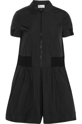 REDValentino Shell playsuit