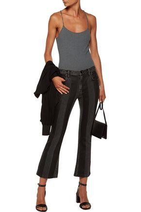 KAIN Marielle ribbed stretch-modal bodysuit