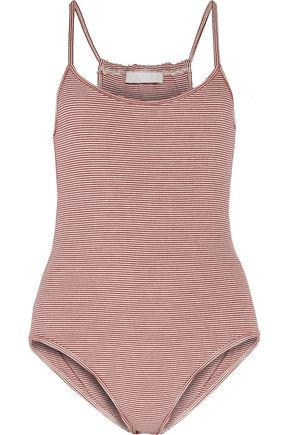 KAIN LABEL Marielle ribbed stretch-modal bodysuit