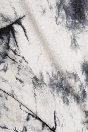 KAIN LABEL Mabel tie-dye stretch-modal top