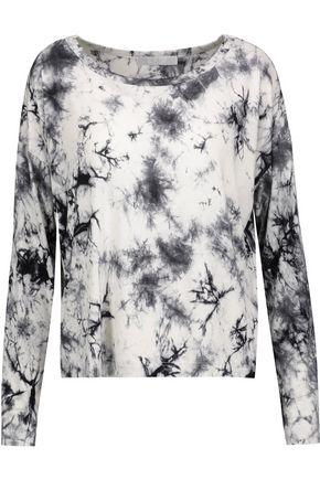 KAIN Mabel tie-dye stretch-modal top