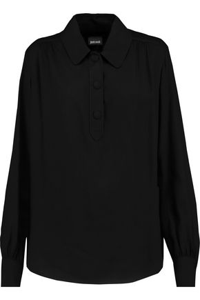 JUST CAVALLI Crepe blouse