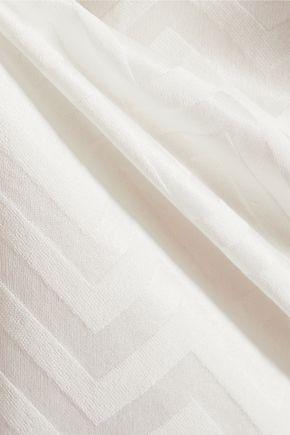 EQUIPMENT Henri printed silk-satin shirt