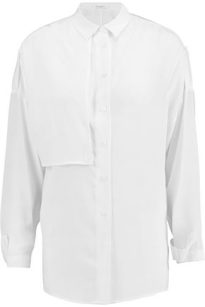 EQUIPMENT Jamie washed-silk shirt