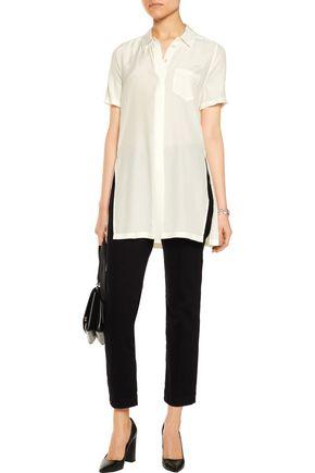 EQUIPMENT FEMME Coralie washed-silk shirt