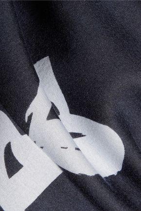ÊTRE CÉCILE Printed scuba sweatshirt