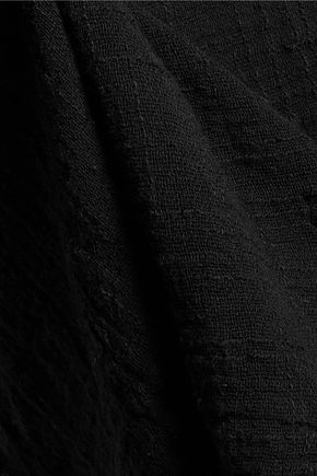 ENZA COSTA Trapeze cotton top