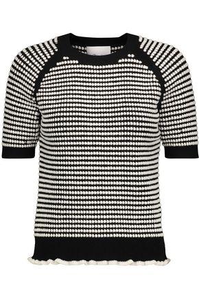 3.1 PHILLIP LIM Textured-knit sweater