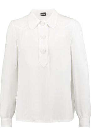 JUST CAVALLI Chiffon shirt