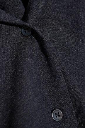 MM6 by MAISON MARGIELA Oversized chambray shirt