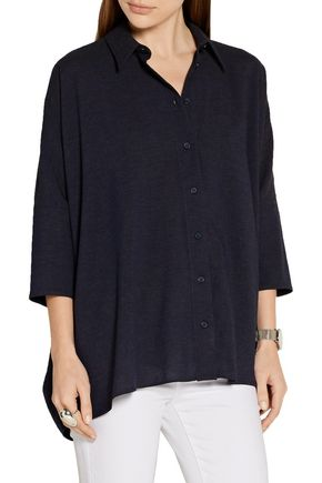 MM6 MAISON MARGIELA Oversized chambray shirt