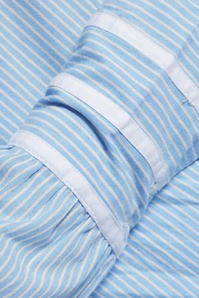 W118 by WALTER BAKER Striped cotton top