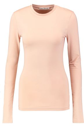 ACNE STUDIOS Marisol stretch-cotton top