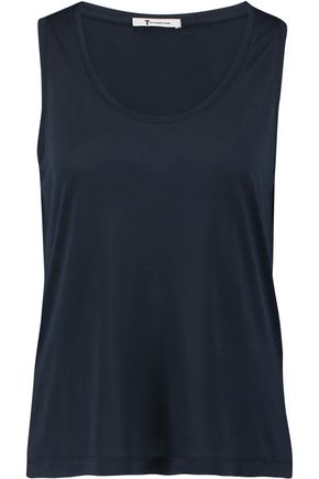 T by ALEXANDER WANG Stretch-jersey tank