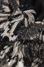 ROBERTO CAVALLI Embellished printed silk crepe de chine T-shirt