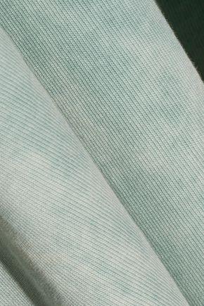 ROBERTO CAVALLI Tie-dye cotton-jersey T-shirt