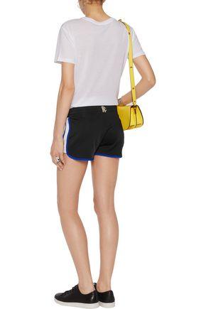ROBERTO CAVALLI Printed jersey shorts