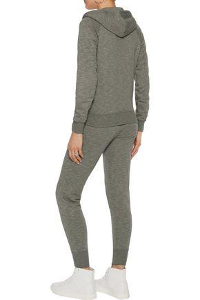 TODD SNYDER + CHAMPION Jersey hooded sweatshirt