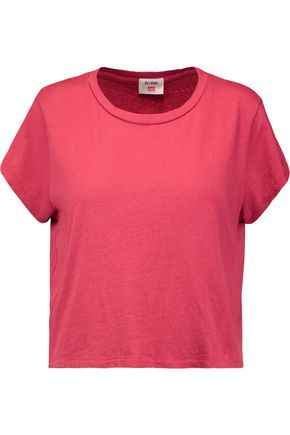 RE/DONE + Hanes 1950s cotton-jersey T-shirt