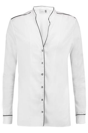 8 Voile shirt