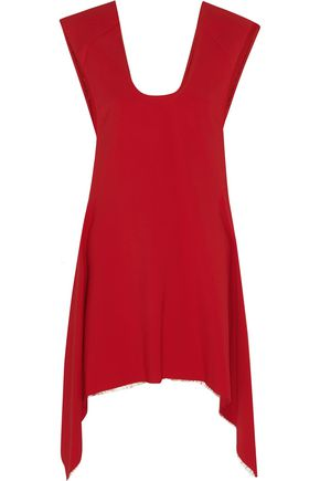 MARNI Asymmetric stretch-cady tunic
