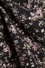 W118 by WALTER BAKER Micah one-shoulder bow-embellished floral-print crepe blouse