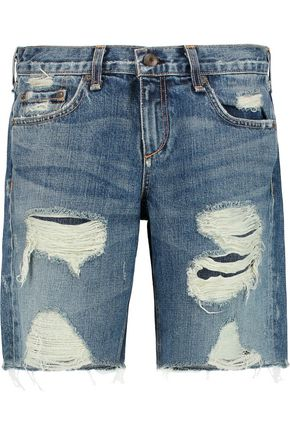 RAG & BONE Walking Short denim shorts