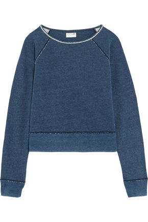 RAG & BONE Cotton-jersey sweater